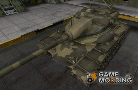 Шкурка для T54E1 для World of Tanks