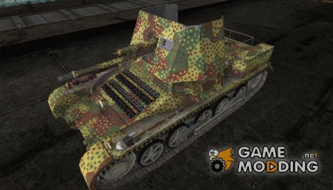Шкурка для PanzerJager I for World of Tanks