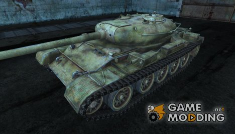 T-54 Kubana 2 for World of Tanks