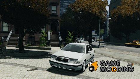 Skoda Octavia v.1.0 для GTA 4