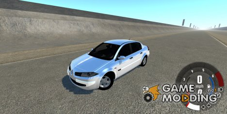 Renault Megane 2006 for BeamNG.Drive