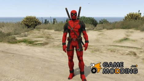Deadpool 4.0 for GTA 5