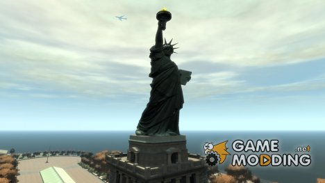 New Statue of Liberty для GTA 4