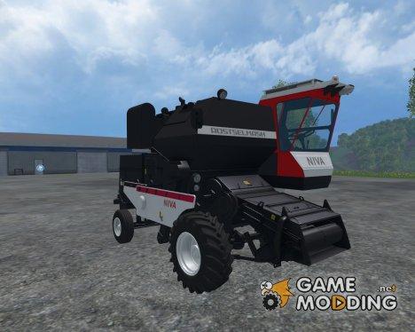 Нива СК-5М-1 Ростсельмаш для Farming Simulator 2015