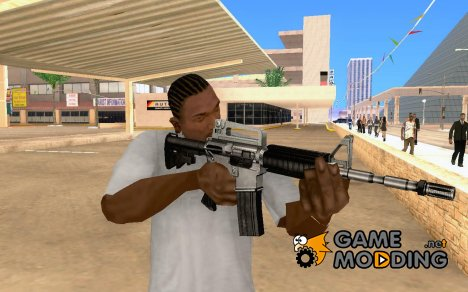 Colt M4A1 for GTA San Andreas