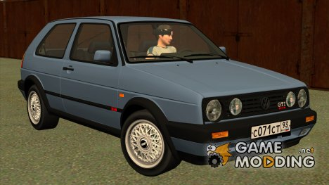 VW Golf 2 GTI for GTA San Andreas