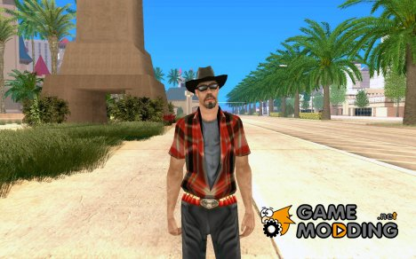 Cowboy by MotoLex for GTA San Andreas