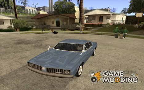Stallion из GTA 4 for GTA San Andreas