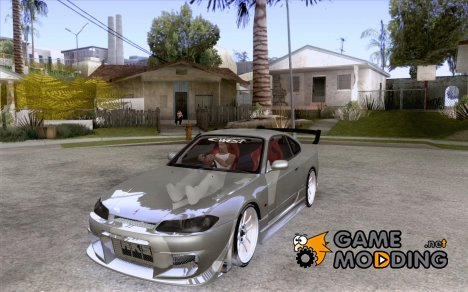 Nissan Silvia S15 Drift Style for GTA San Andreas