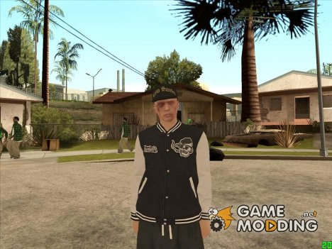 Masser GTA Online DLC Lowriders 2015 для GTA San Andreas