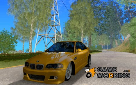 BMW M3 2005 for GTA San Andreas