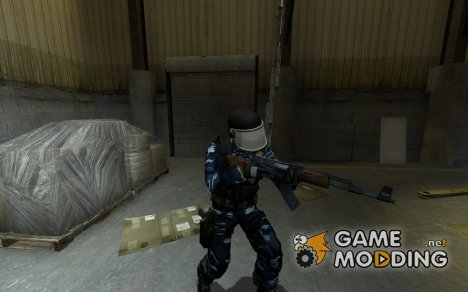 Arctic Gign для Counter-Strike Source