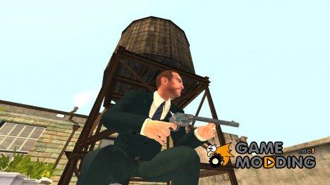 Cattleman Revolver for GTA 4