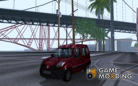 2007 Renault Kangoo 1.5 dci for GTA San Andreas