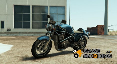 Shitzu PCJ-600 Cafe Racer for GTA 5