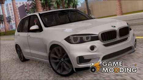 BMW X5 F15 BUFG for GTA San Andreas
