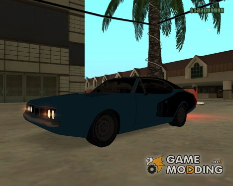 Clover Barracuda для GTA San Andreas