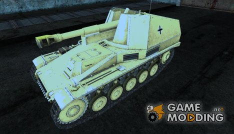 Wespe для World of Tanks