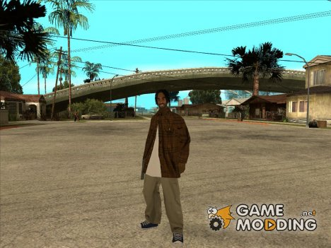 "O-Dog ""Menace To Society"" для GTA San Andreas"