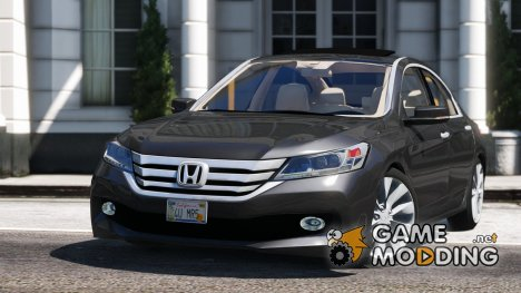 2015 Honda Accord для GTA 5