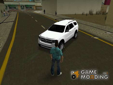 Dodge Durango Citadel for GTA Vice City