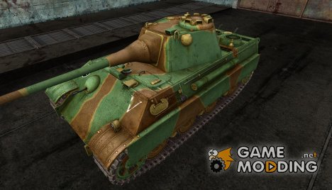 PzKpfw V Panther II Jetu для World of Tanks