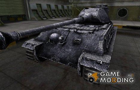 Темный скин для VK 45.02 (P) Ausf. B for World of Tanks