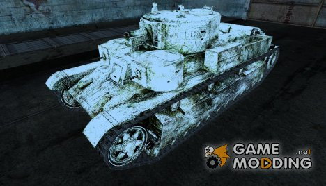T-28 для World of Tanks
