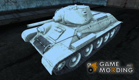 T-34 23 for World of Tanks