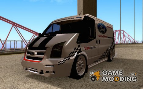 Ford Transit SuperSportVan для GTA San Andreas
