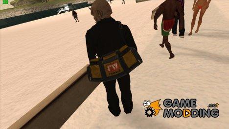 HD сумки из GTA V for GTA San Andreas