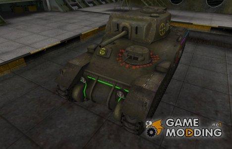 Контурные зоны пробития Ram-II for World of Tanks