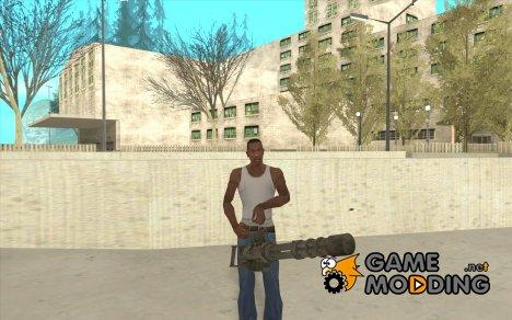 Миниган М134 из CoD:Mw2 for GTA San Andreas