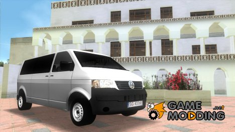 VW T5 Transporter для GTA Vice City