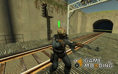 Gsg9 Default Redux 2.0 for Counter-Strike Source