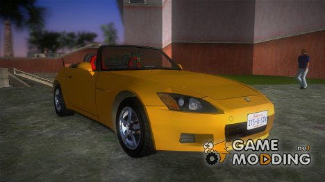 Honda S2000 for GTA Vice City
