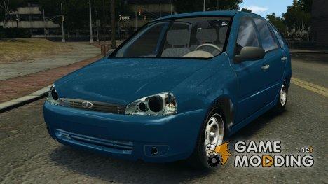 ВАЗ-1119 Калина for GTA 4