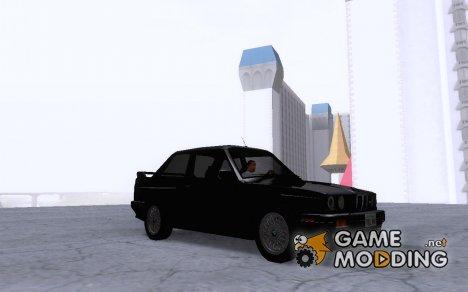 BMW e30 M3 for GTA San Andreas