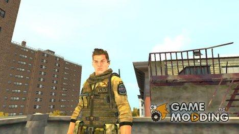 Пирс Нивенс for GTA 4