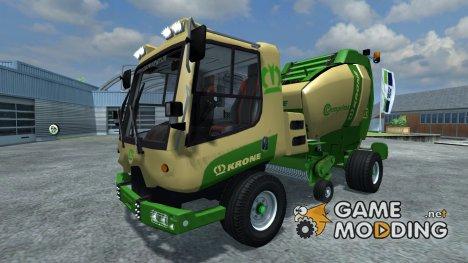 CROWN COMPRIMA 180SF ÖSIMOBIL for Farming Simulator 2013