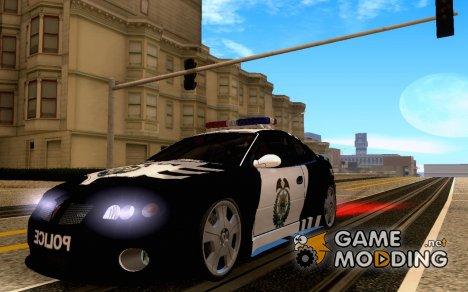 Pontiac GTO Police Edition для GTA San Andreas