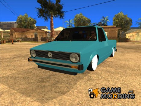 Volkswagen Сaddy 1980 for GTA San Andreas