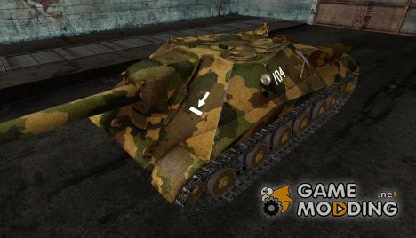 Объект 704 DEATH999 2 для World of Tanks