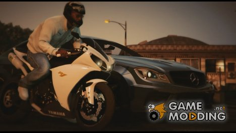 Yamaha R1 2014 for GTA 5