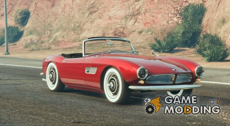 BMW 507 1959 v2 for GTA 5