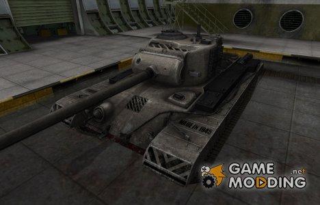 Отличный скин для T32 для World of Tanks