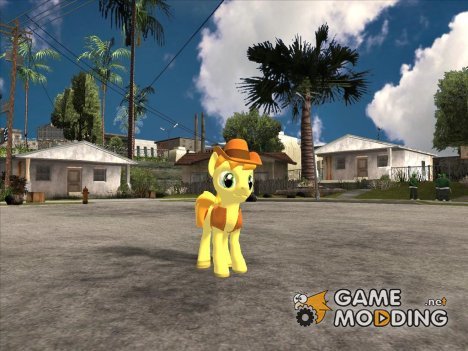 Braeburn (My Little Pony) для GTA San Andreas