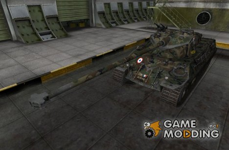 Ремоделинг для Lorraine 40t for World of Tanks