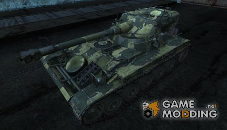 Шкурка для AMX 13 75 №32 for World of Tanks