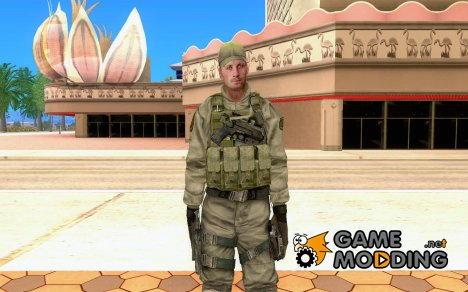 Dave из Resident Evil for GTA San Andreas